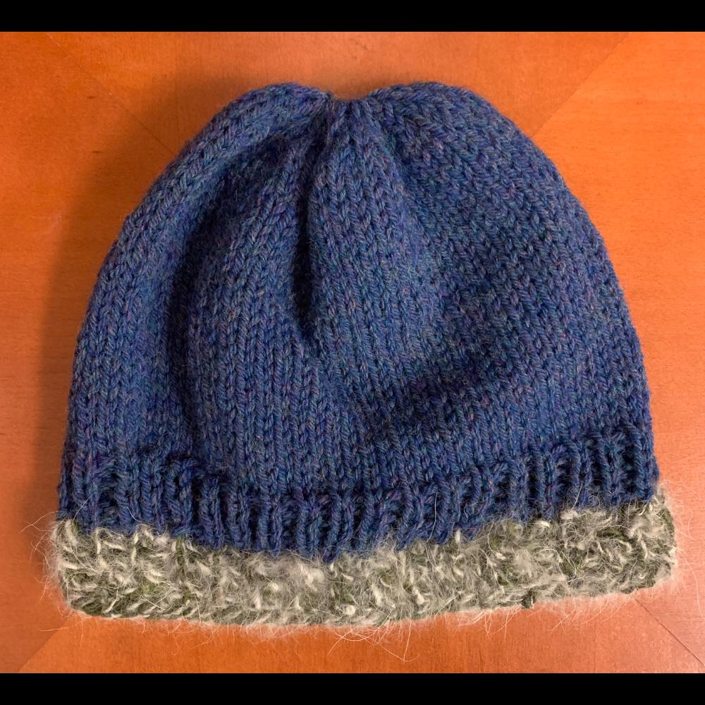 Grizzer Blue Moon Hat