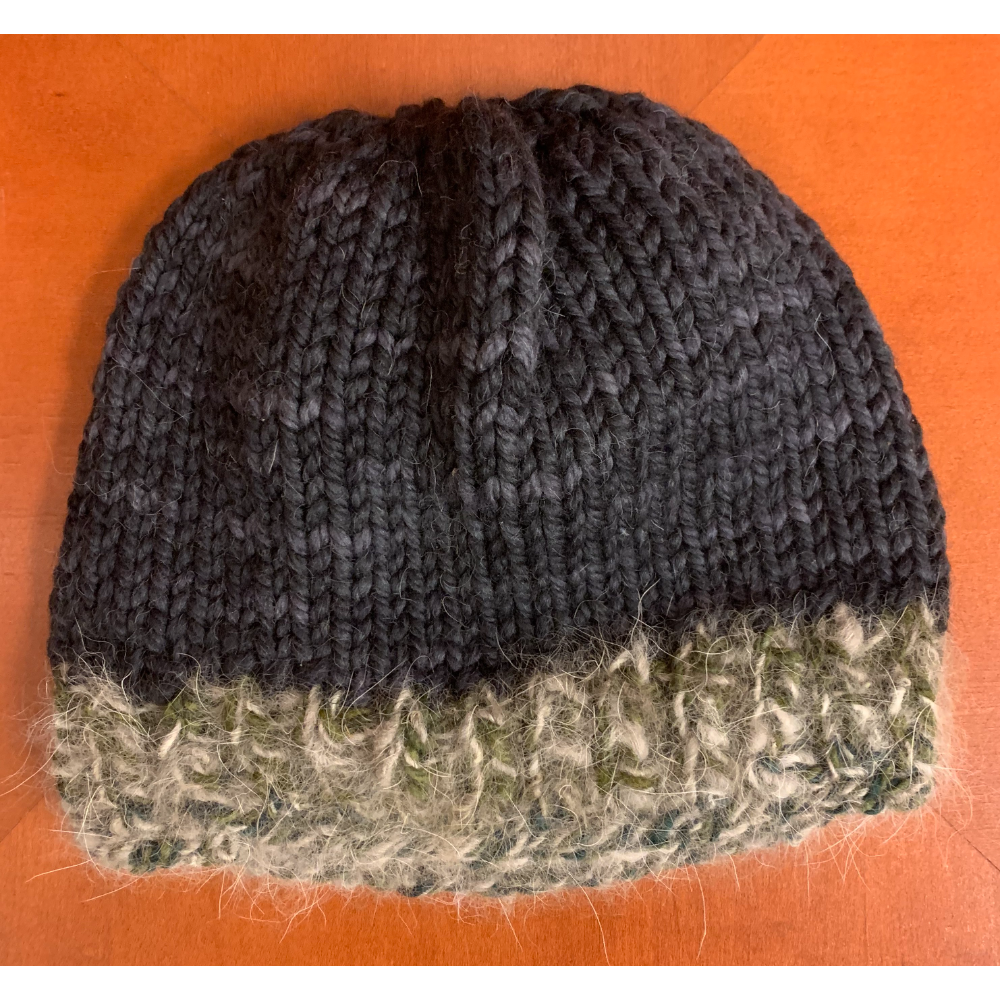 Grizzer Charcoal Hat