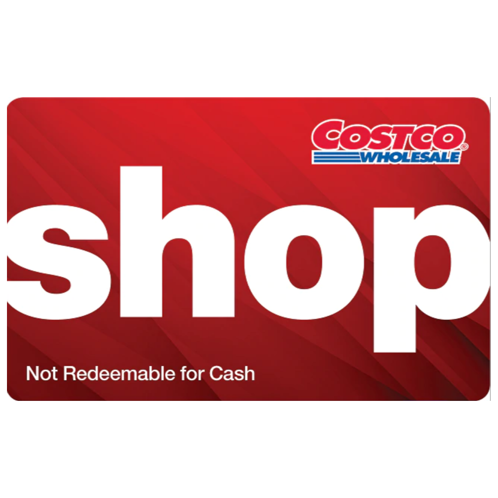 Costco gift card  - $100