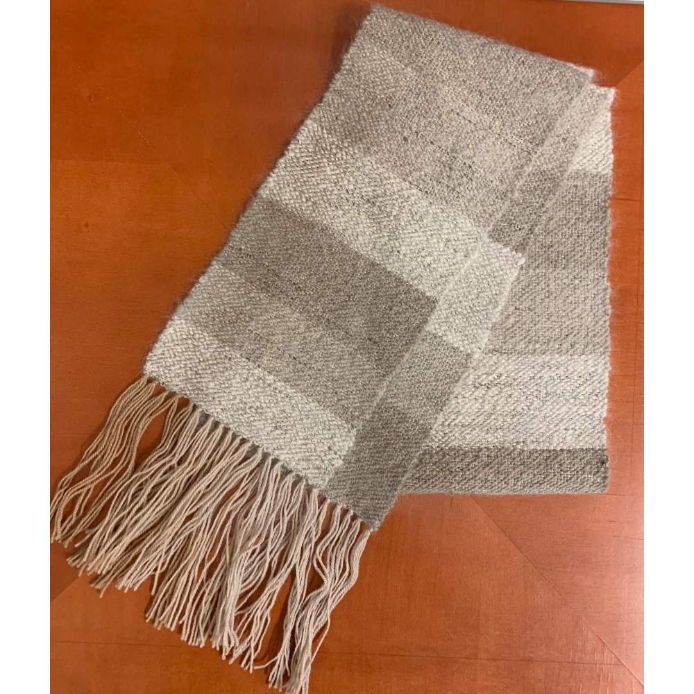 Shadow Woven Scarf