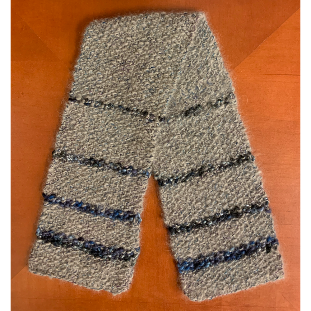 Grizzer Knitted Scarf