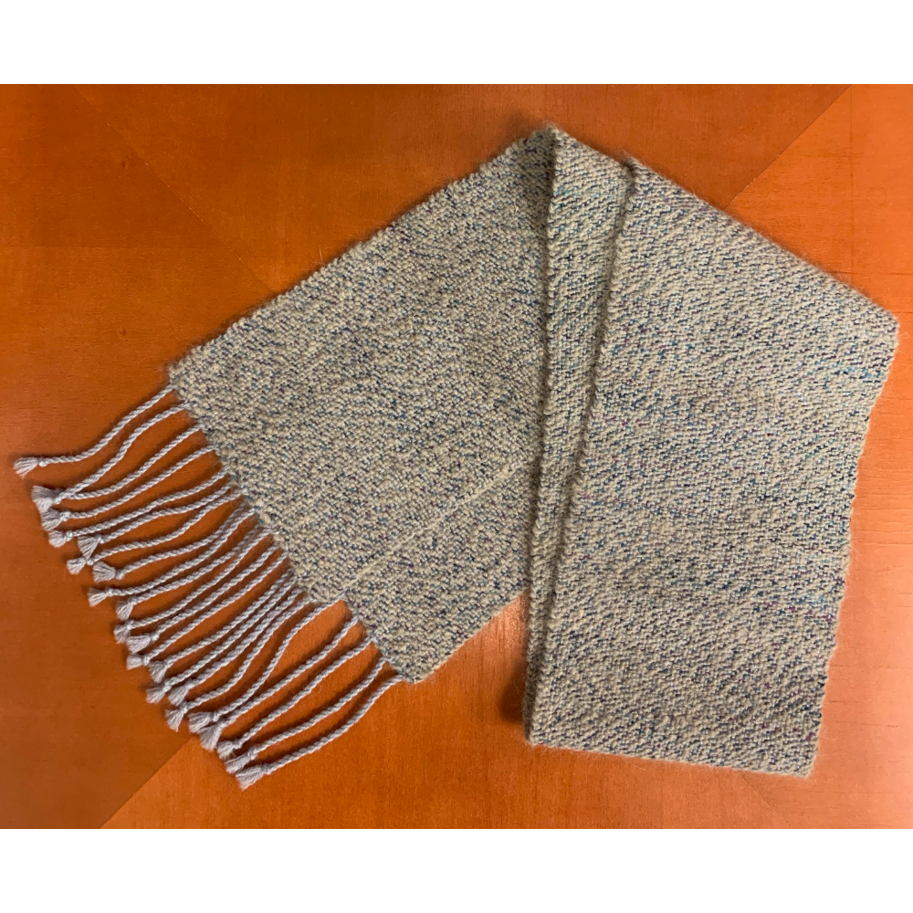 Grizzer Woven Scarf