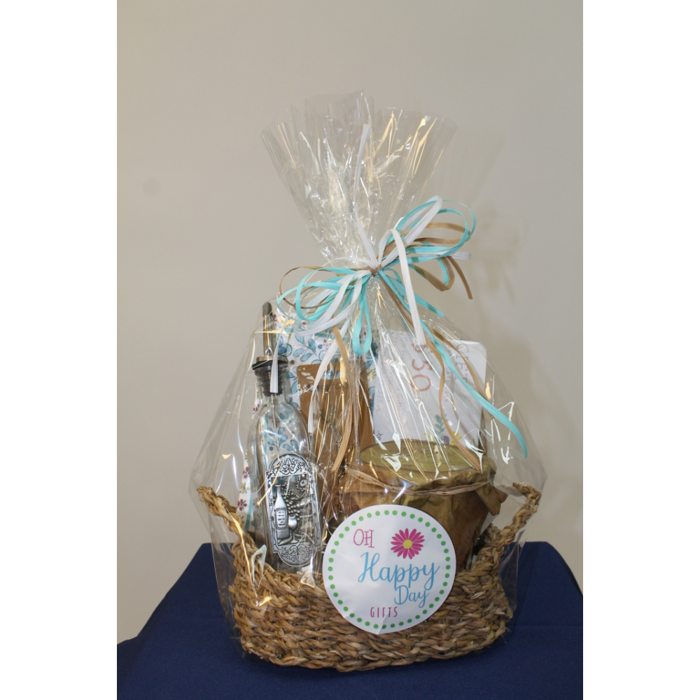 HOSTESS WITH THE MOSTESS BASKET