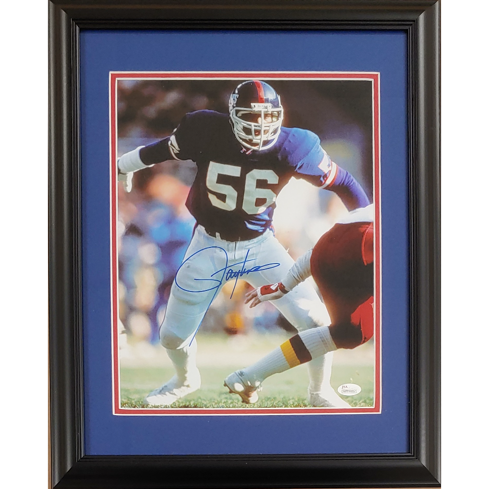 Lawrence Taylor Autographed 11x14 Photo