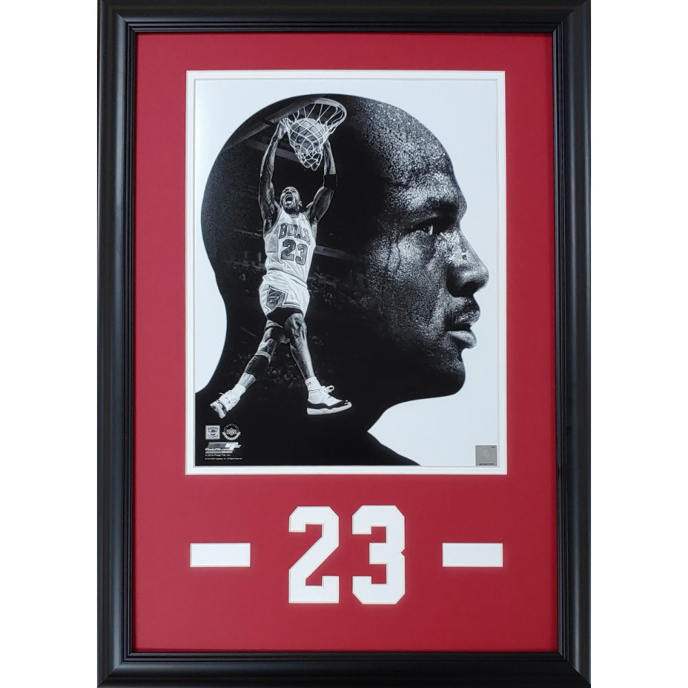 Michael Jordan PROfile