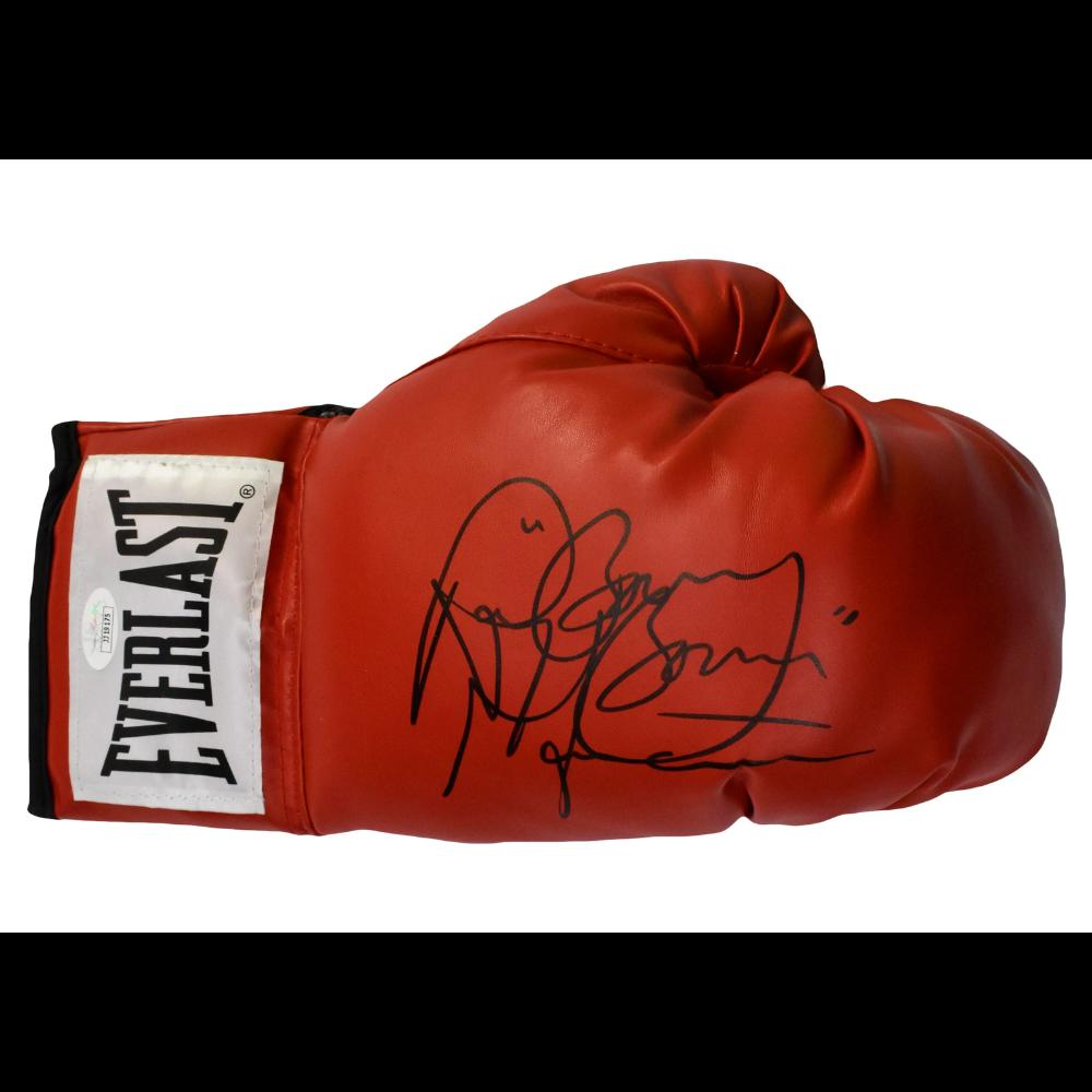 "Ray ""Boom Boom"" Mancini Autographed Glove"