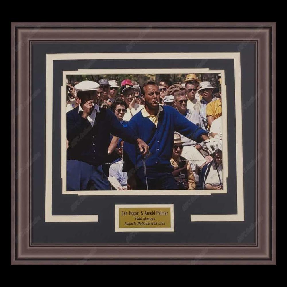 """Hogan & Palmer """"At the '66 Masters"""""""