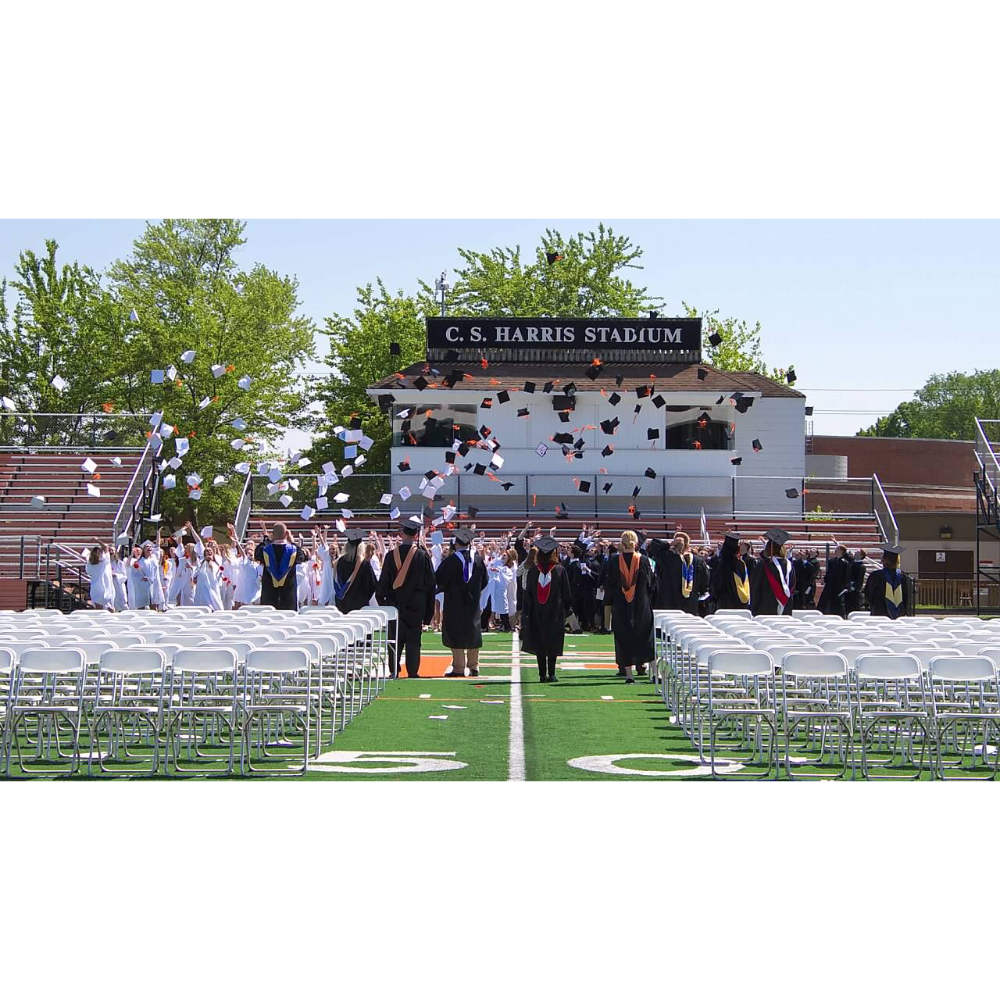 GRADUATION RESERVED SEATING FOR 6