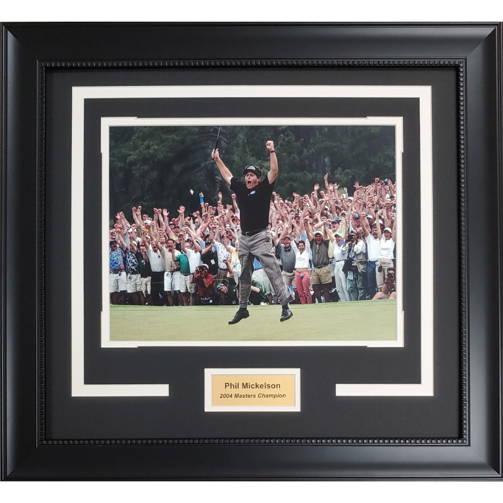 Phil Mickelson 2004 Masters Champion