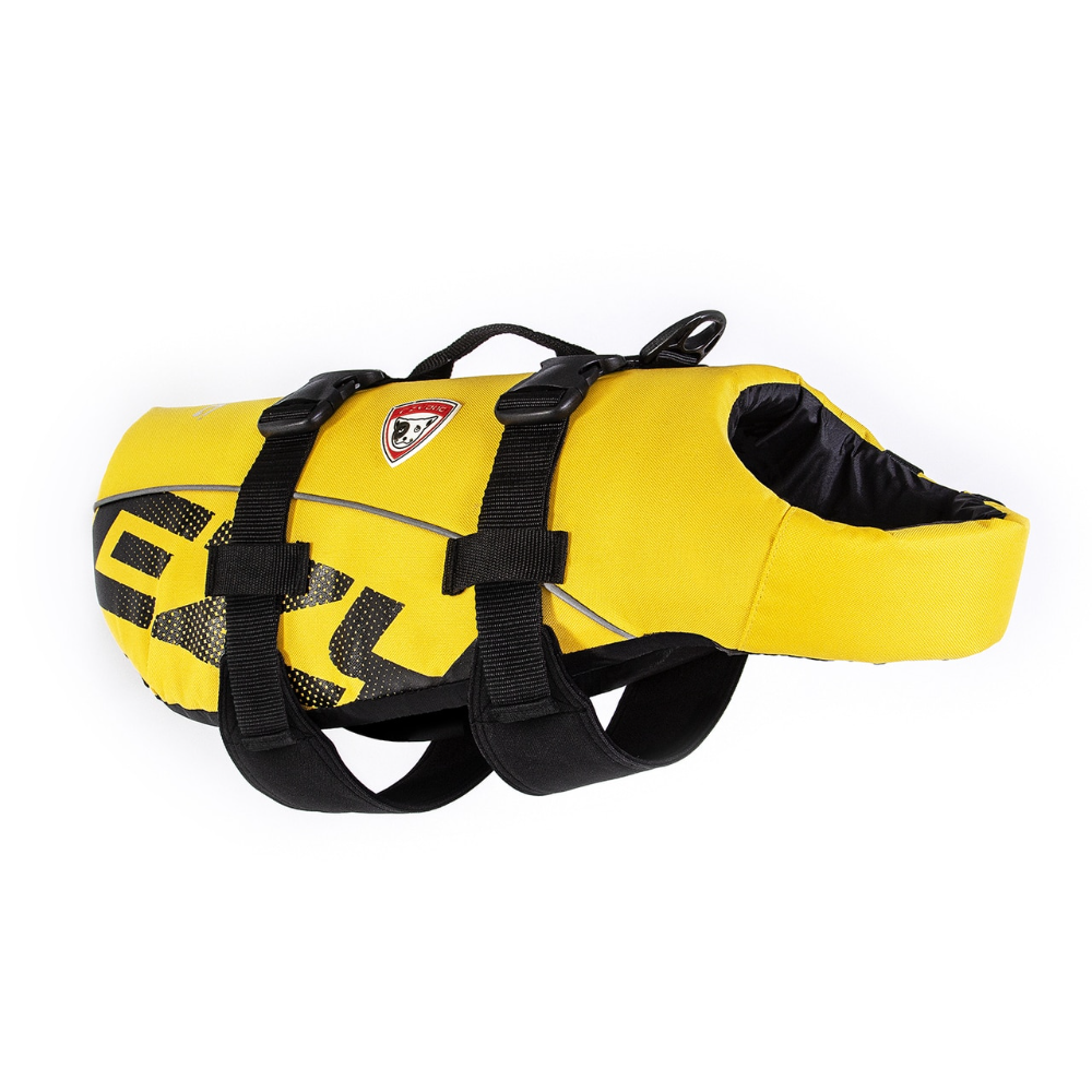 Large Ezydog DFD™ LIFE JACKET - Yellow
