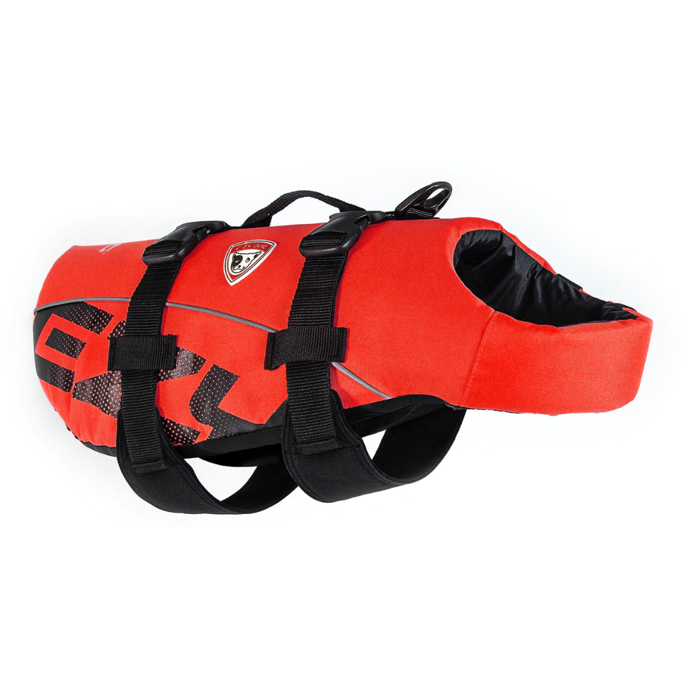 Large Ezydog DFD™ LIFE JACKET - Red