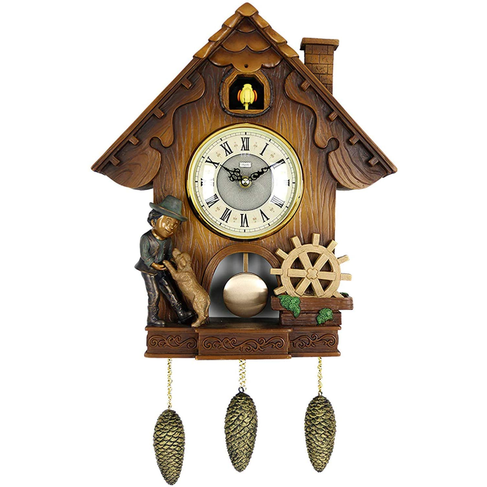 Cuckoo Clock with Chimes