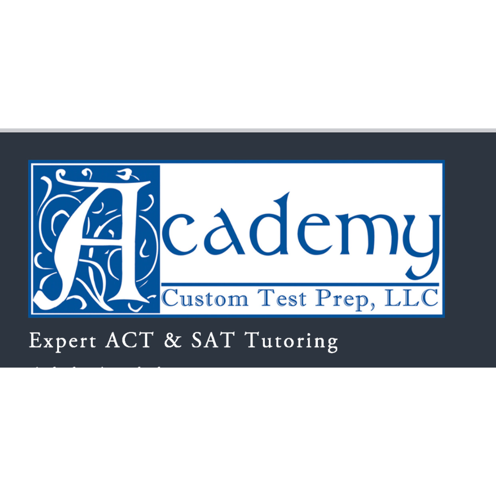 ACT/SAT TEST & PREP SESSIONS