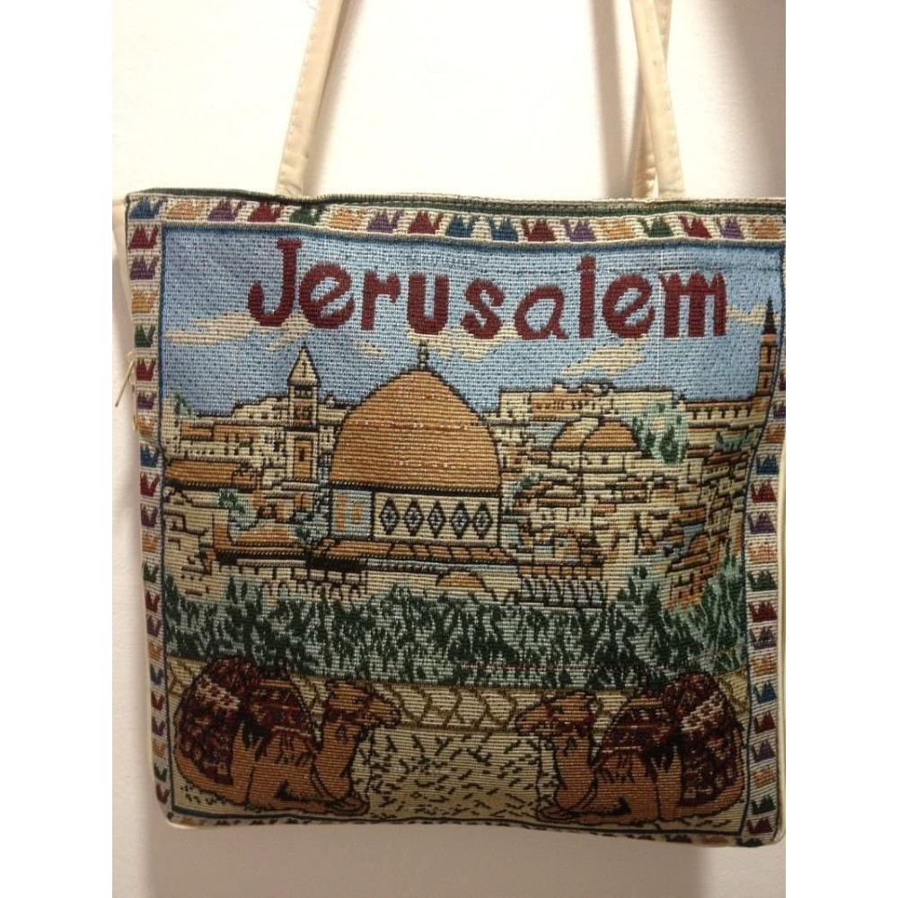 Jerusalem handbag
