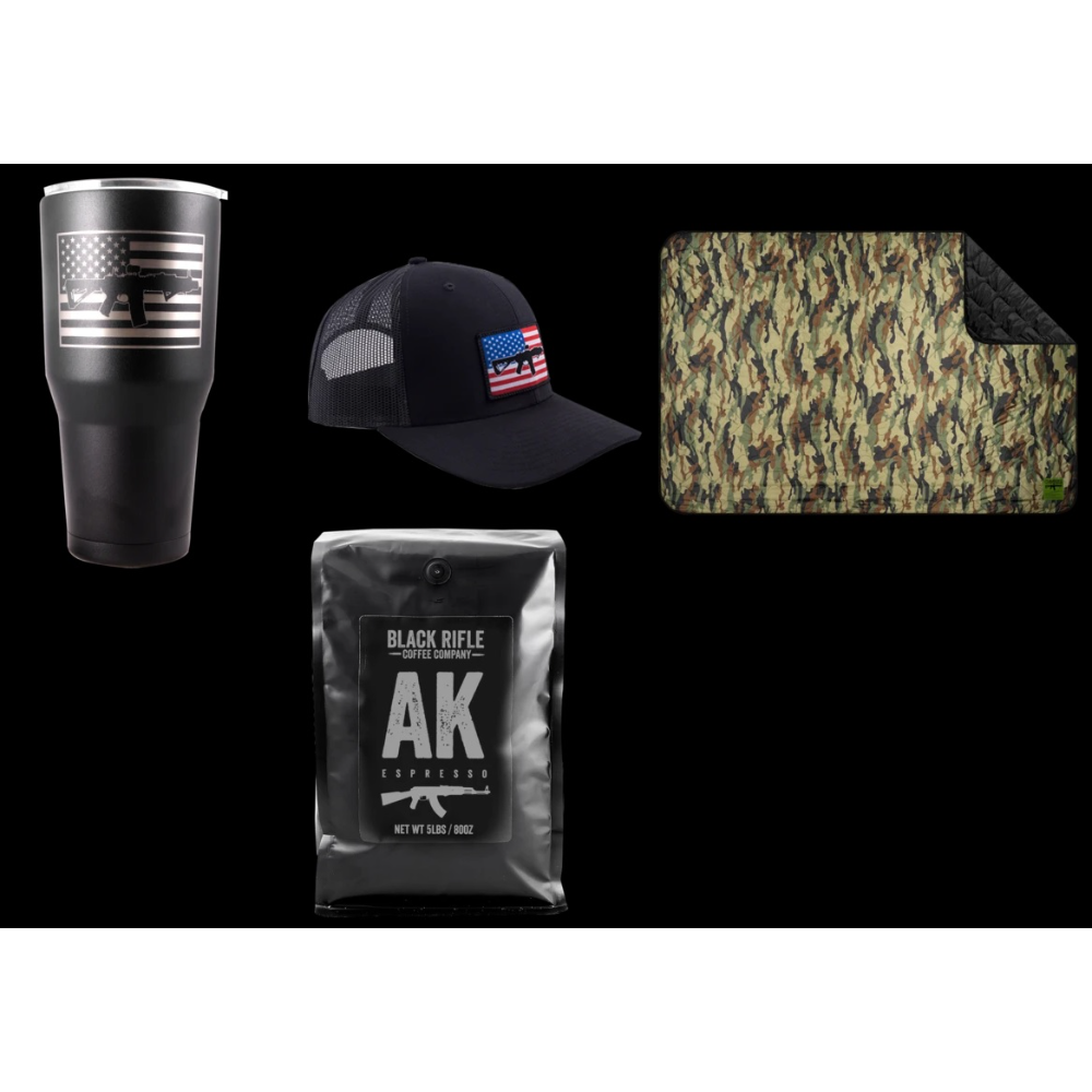 Black Rifle Coffee Basket - AK-47 Espresso Blend
