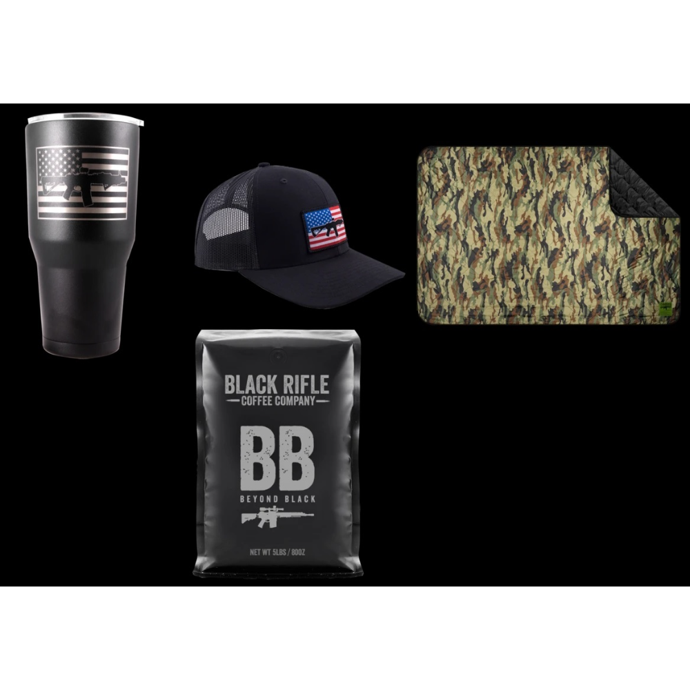 Black Rifle Coffee Basket - Beyond Black Coffee Roast