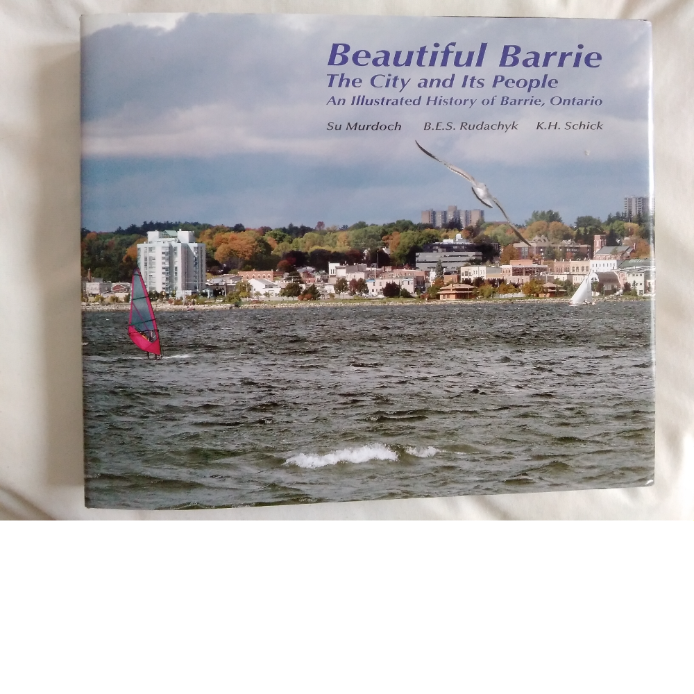 Beautiful Barrie Book