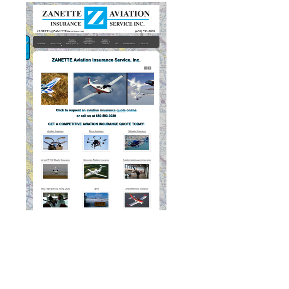 Aircraft Renter's Insurance Policy