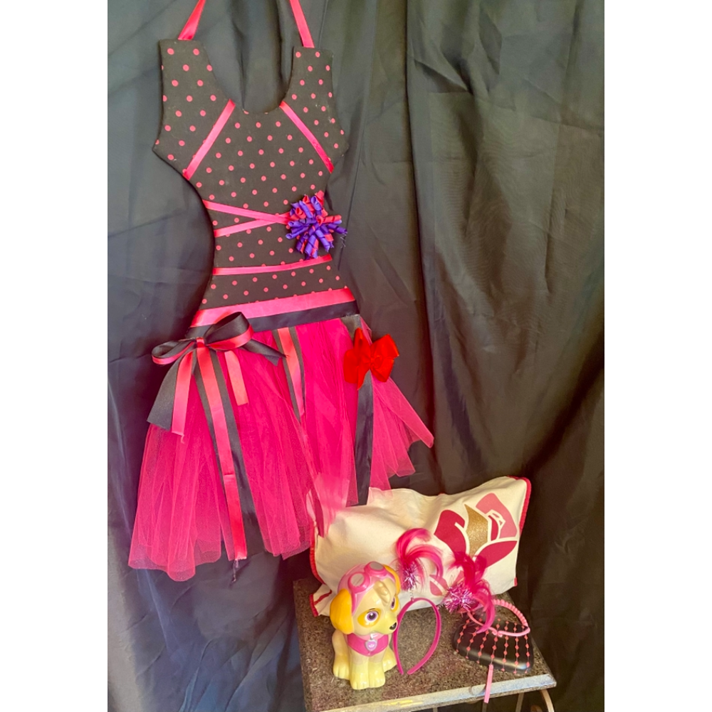 Ribbon and Bows Holder and Accessories