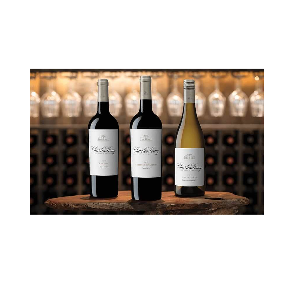 Virtual wine tasting with the Mondavi family