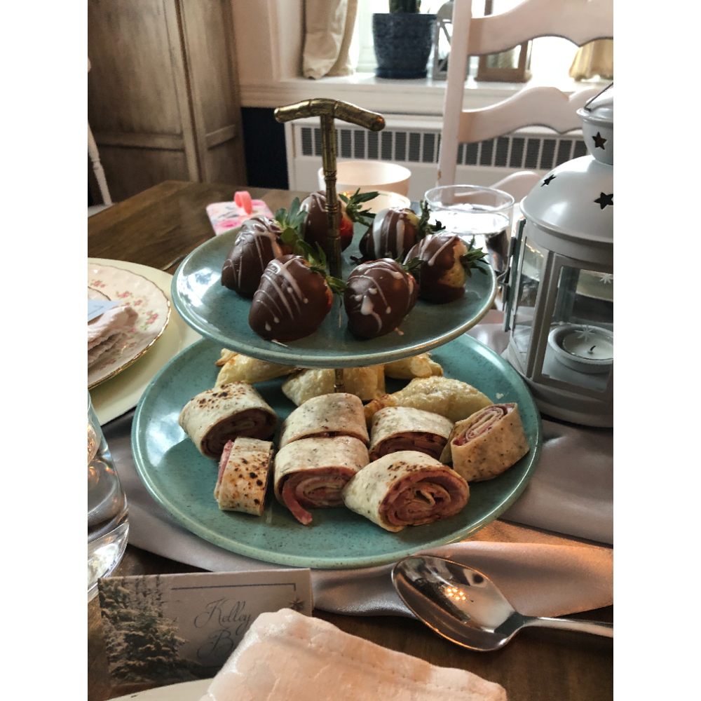 Tea Party for 10 at Stoltzfus Bed & Breakfast