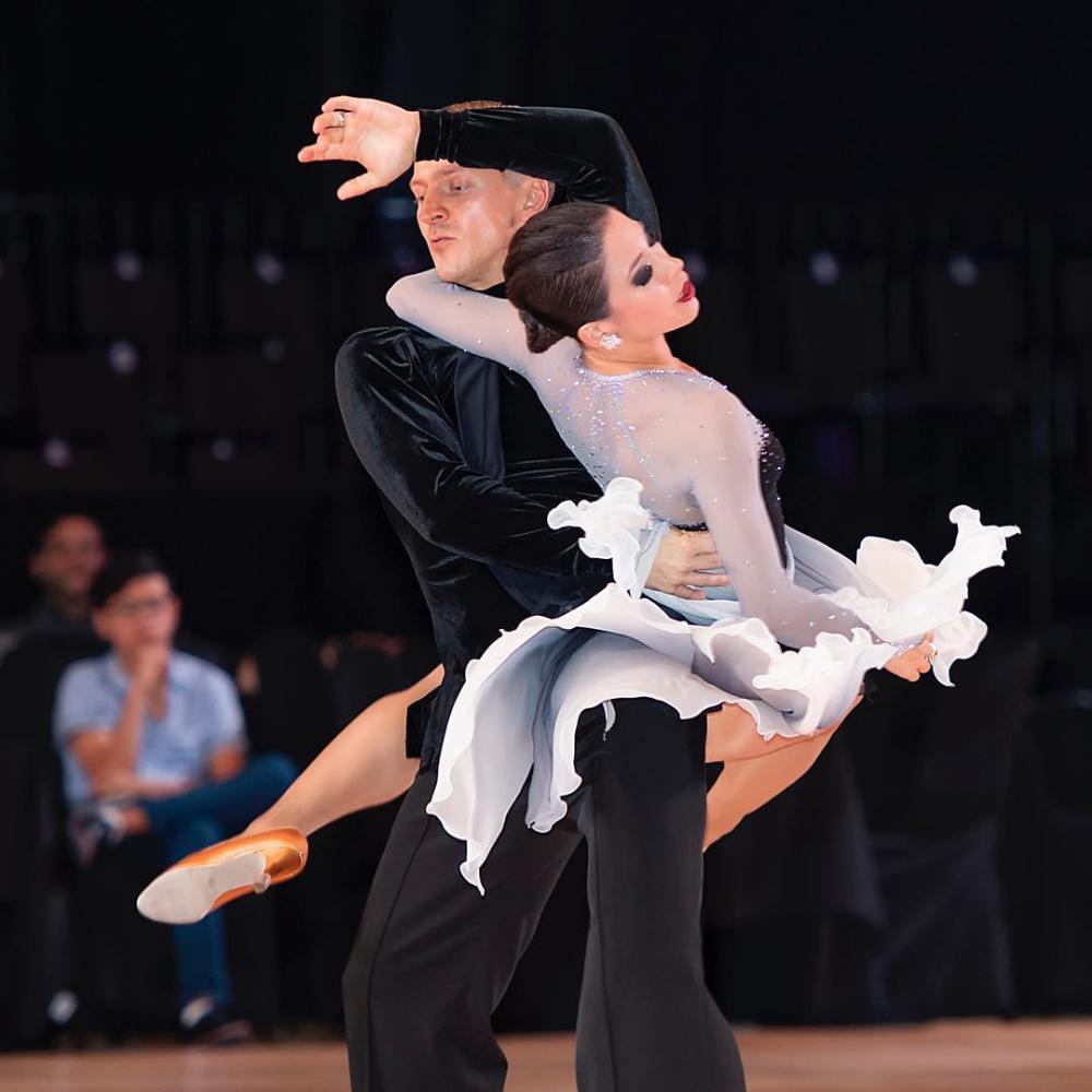 Two 45 Minute Virtual Ballroom Dancing Classes