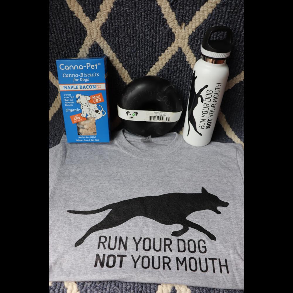 Goughnut/Run Your Dog/Cannapet Basket