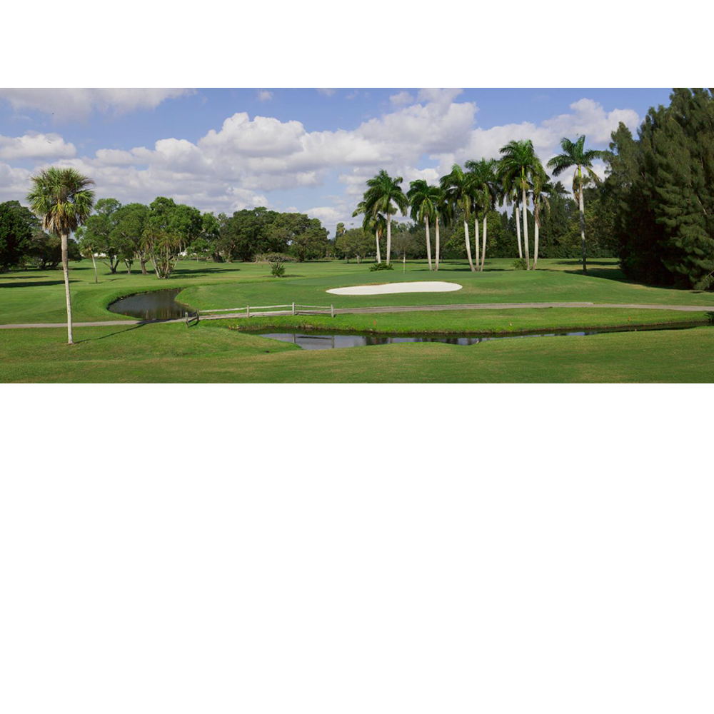 Golf Foursome Miami Shores Country Club + Pro Shop Gift Card