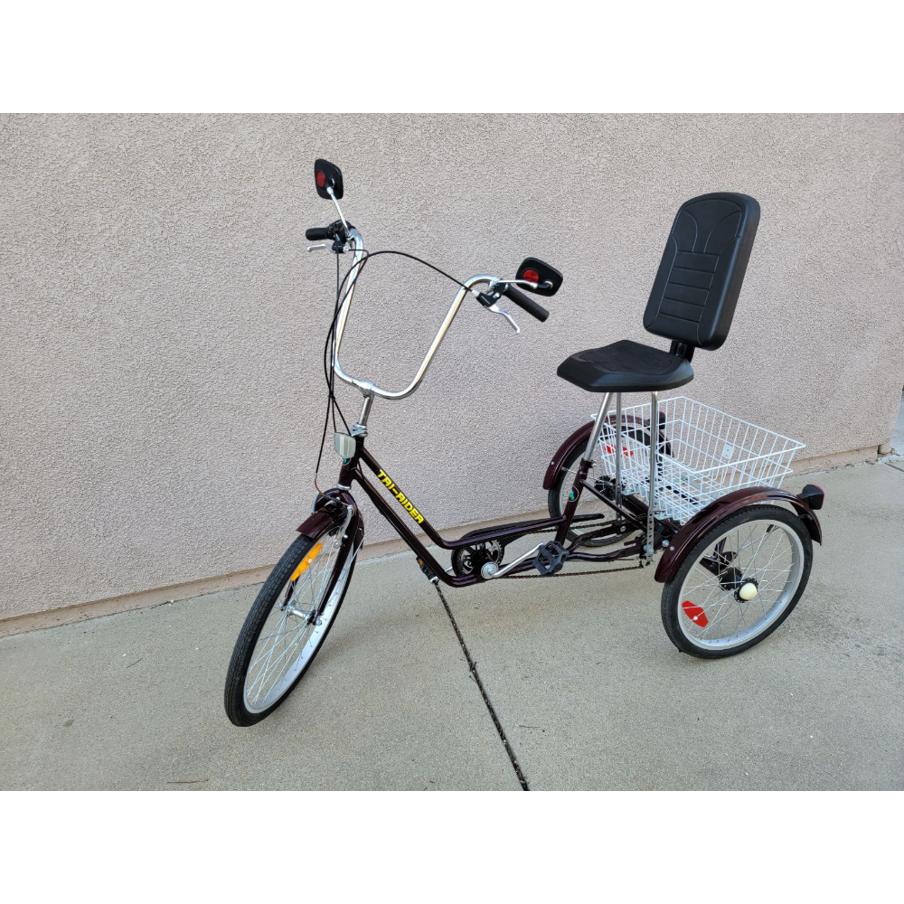 Belize Tri-rider Adult Tricycle