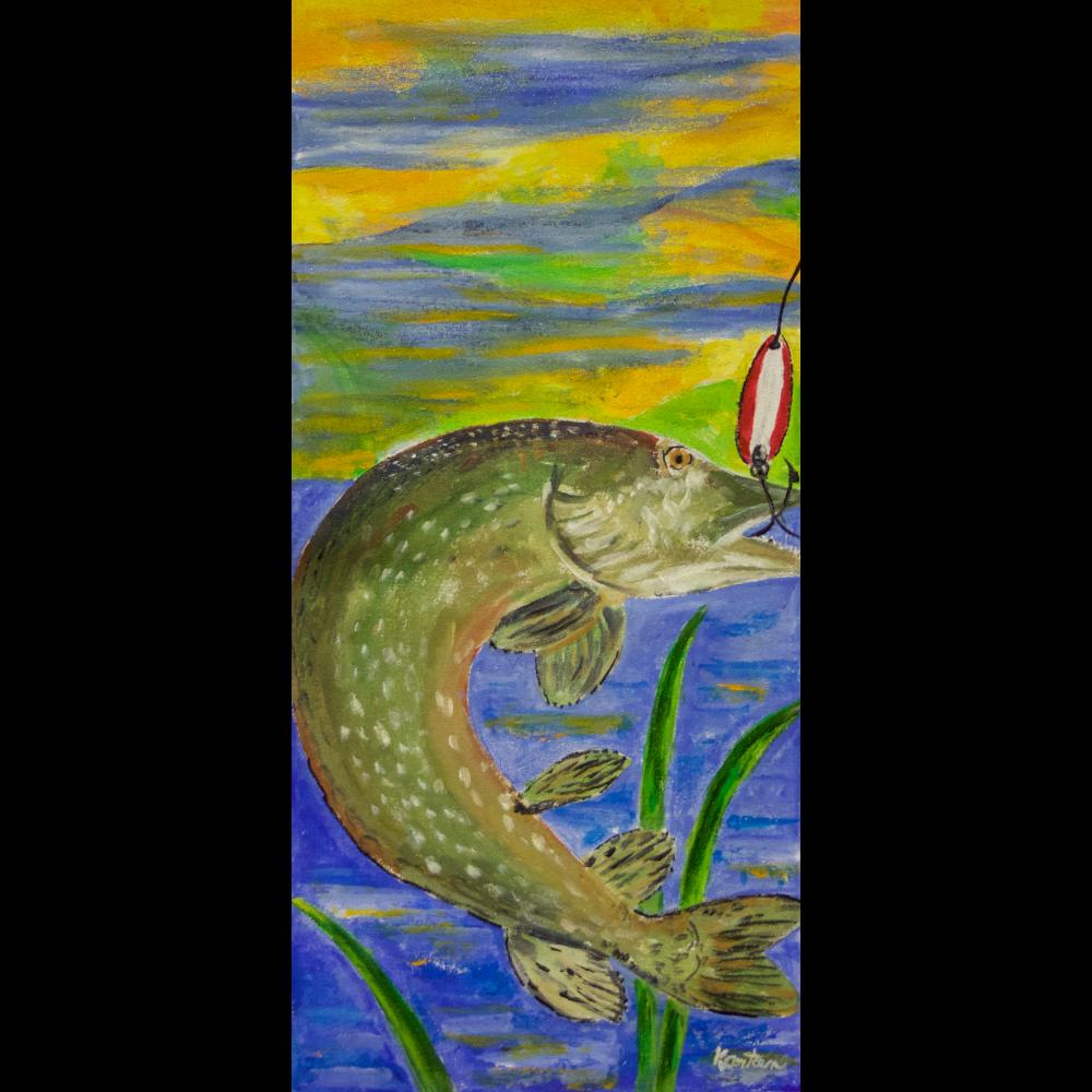 A Fish Tale by Karin Corteen