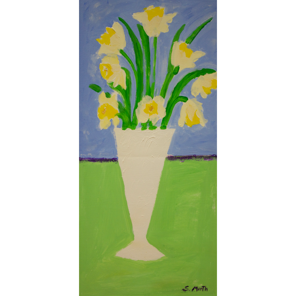Spring Flowers by Sharon Marsh