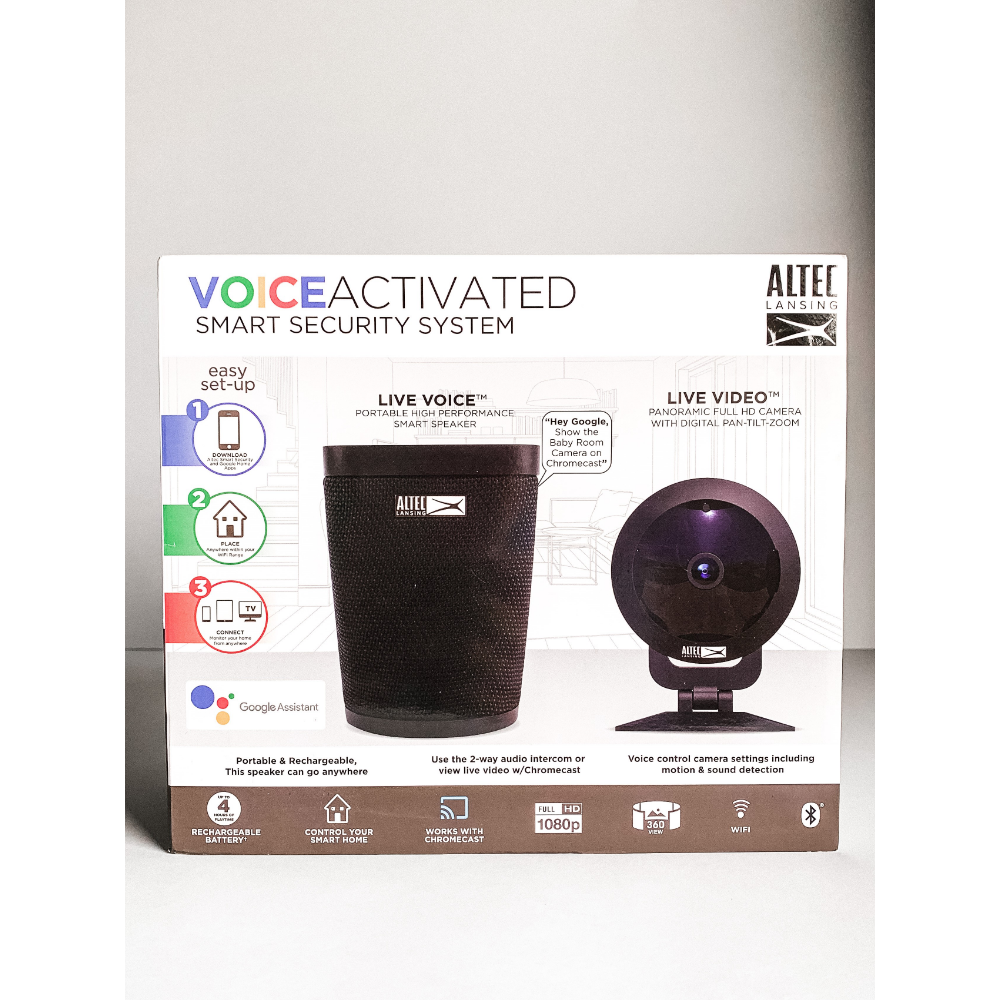 Stay Safe! Smart Home Security System