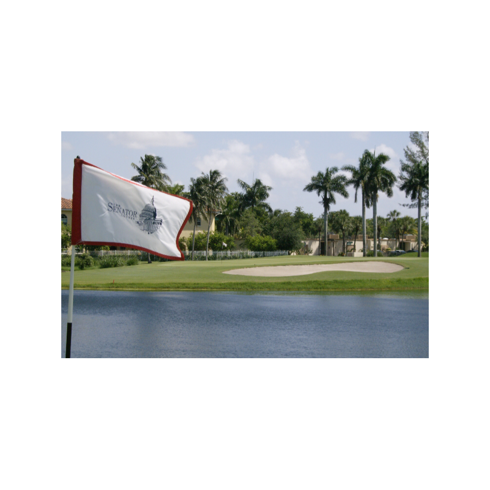 Foursome Golf - Senator Graham Course, Shula's Golf Club, Miami Lakes