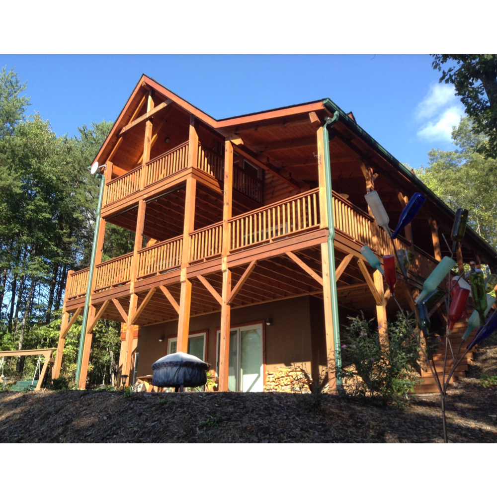 5-Night Stay in Cabin North Carolina, Blue Ridge Mountains
