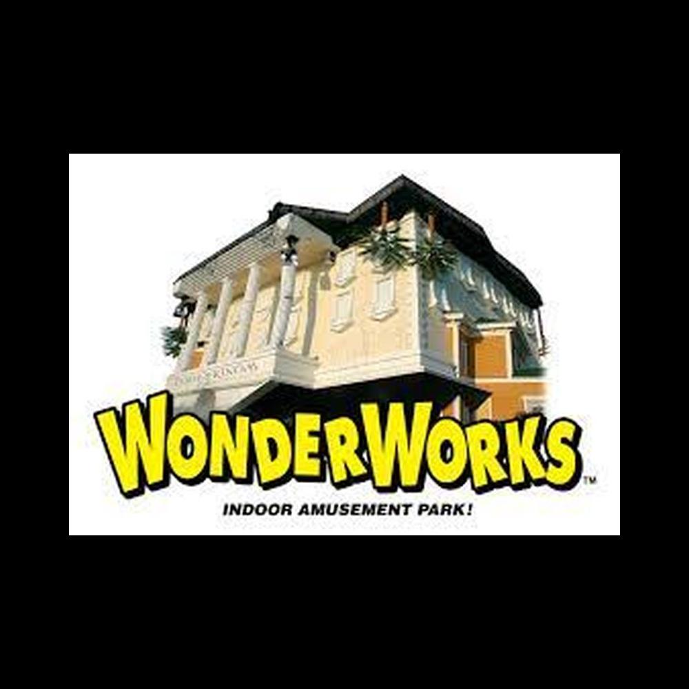 2 All Access tickets to WonderWorks