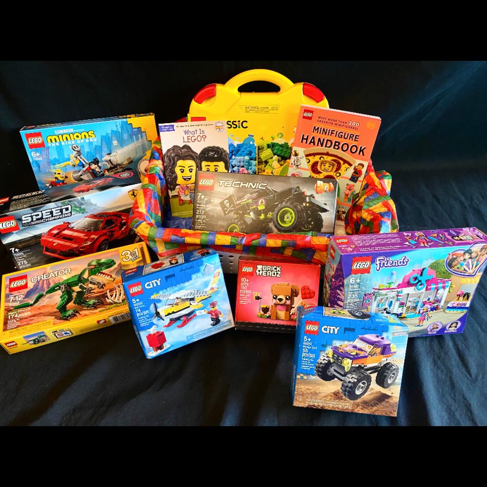 LEGOS Fun!