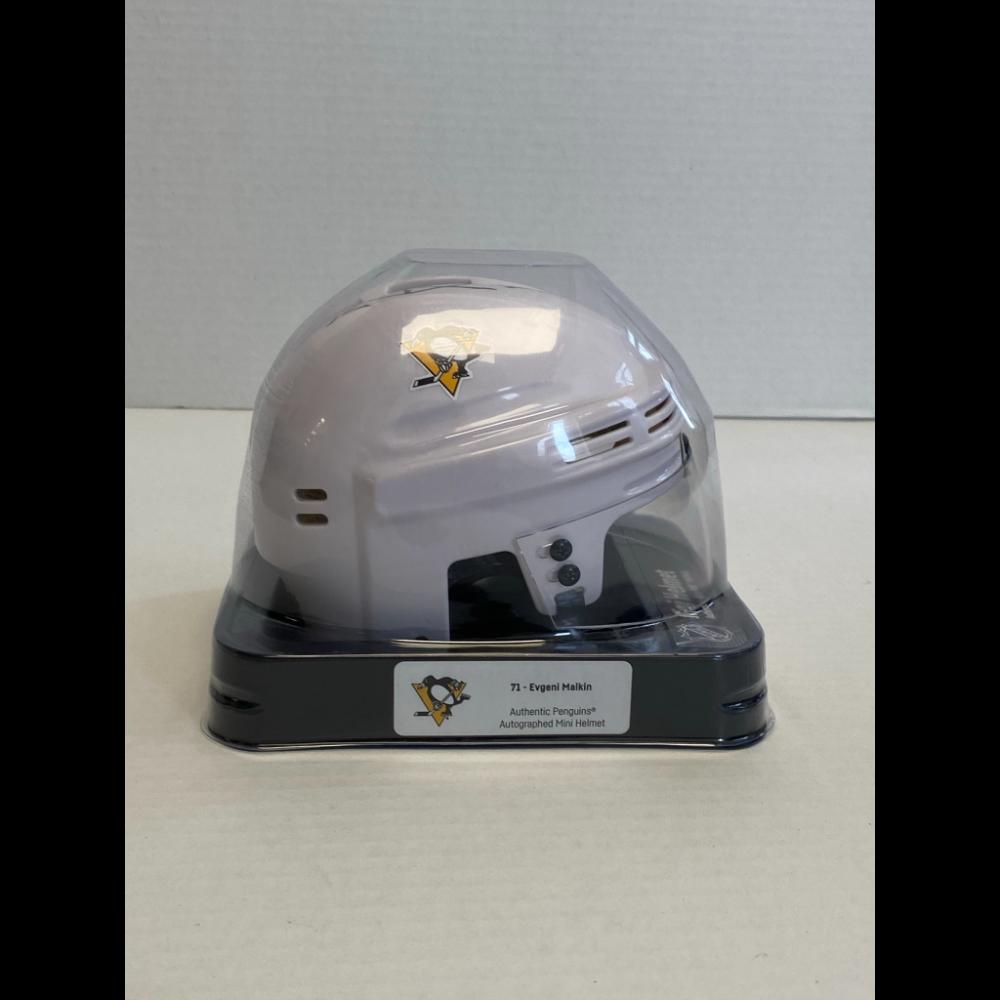 POWER Forward - Signed Evgeni Malkin Helmet