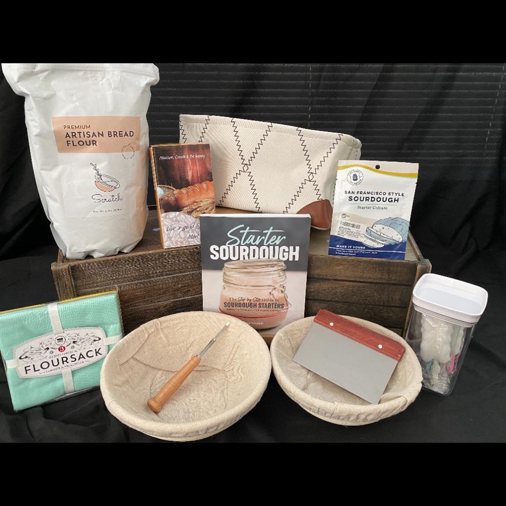 Sourdough Bread Starter Kit