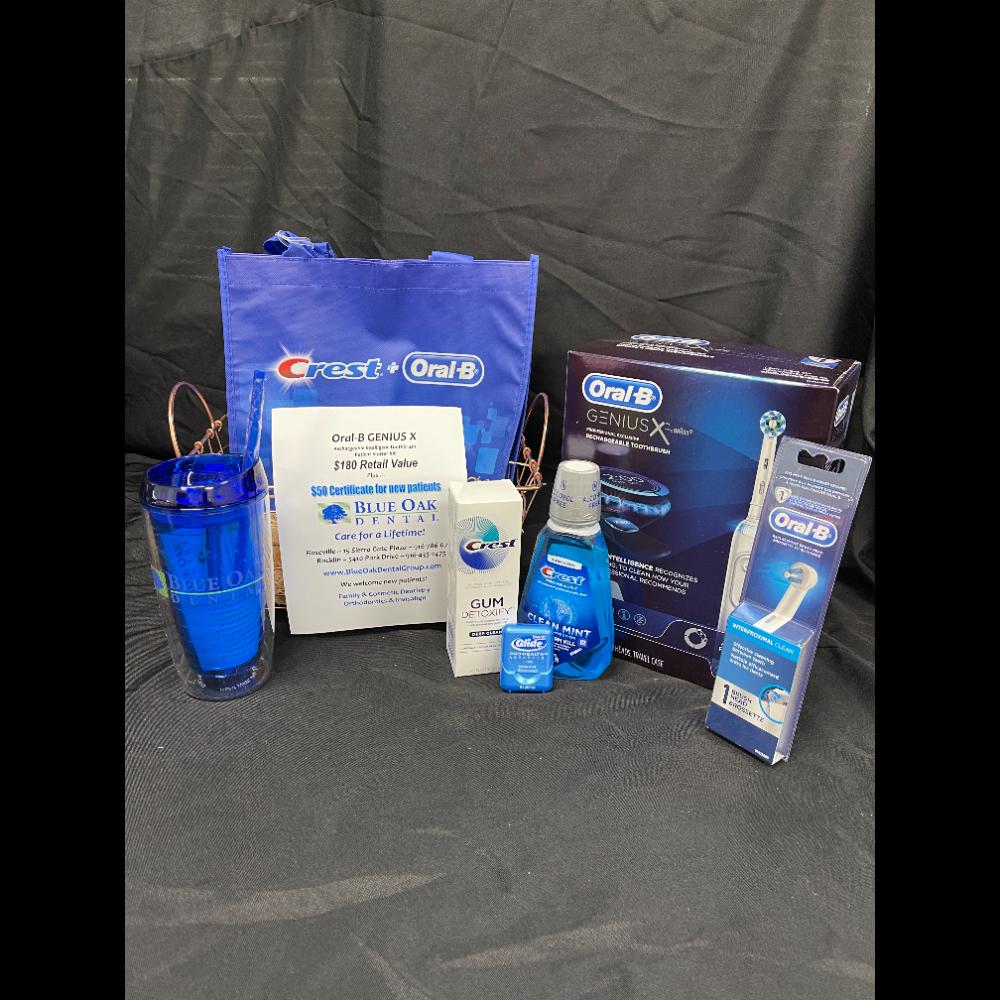 Blue Oaks Dental Package
