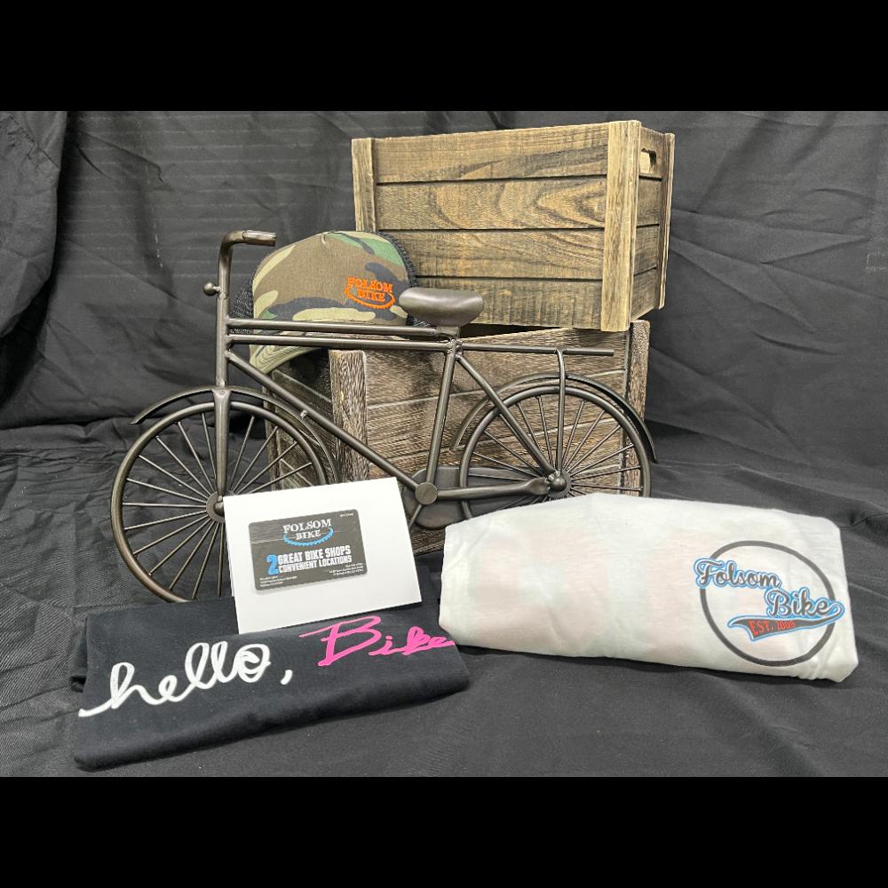 Folsom Bike Package