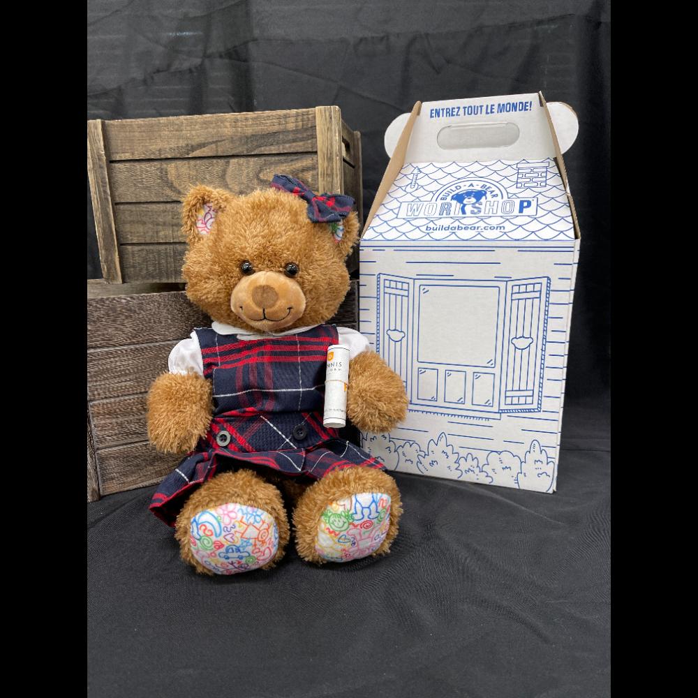 Custom DENNIS uniform Build-A-Bear