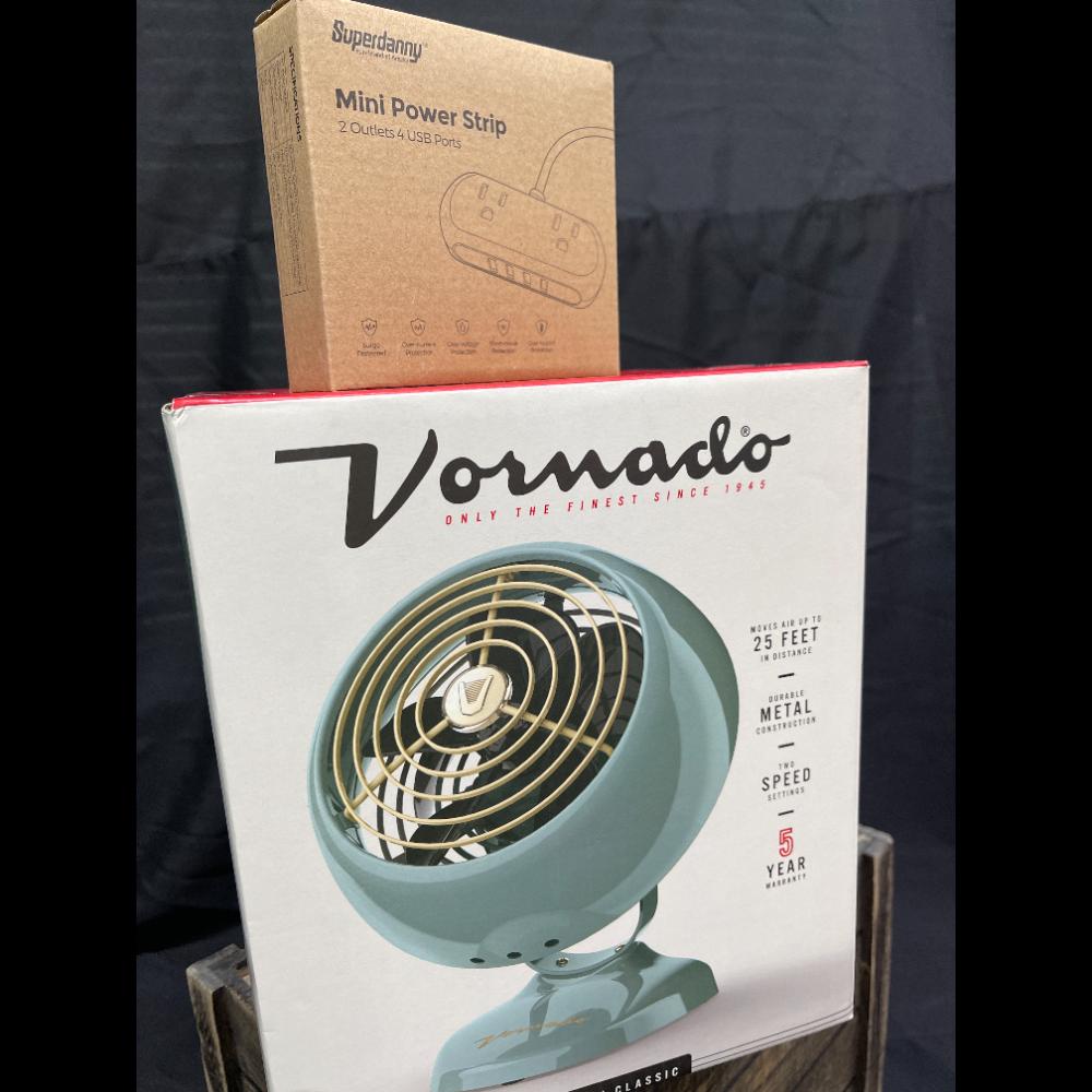 Vintage Fan package
