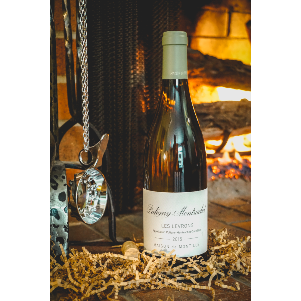 2015 White Burgundy Puligny Montrachet by Maison de Montille