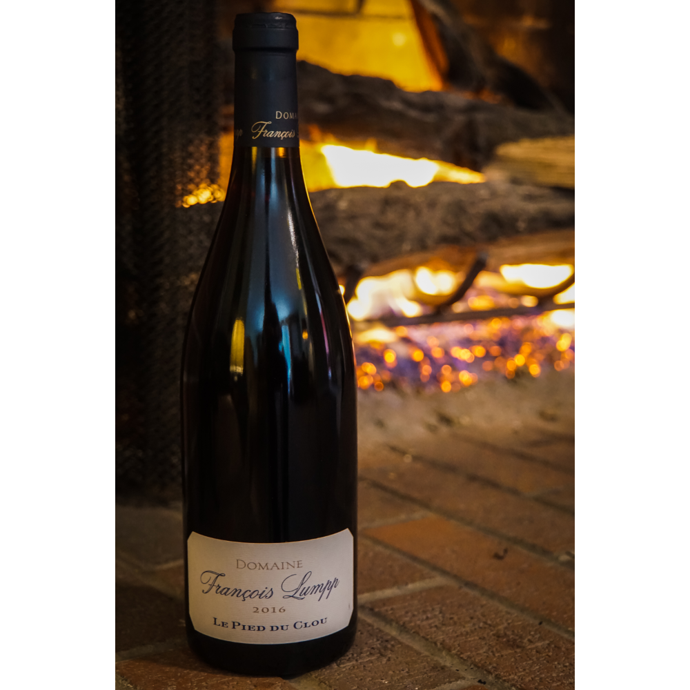 2016 Red Burgundy by Francois Lumpp