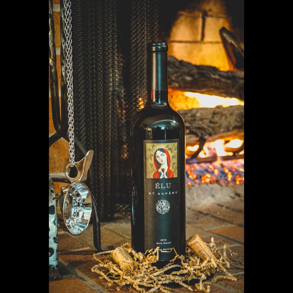 Elu St. Supery 2015 Napa Valley Estate Bottled 750 ml