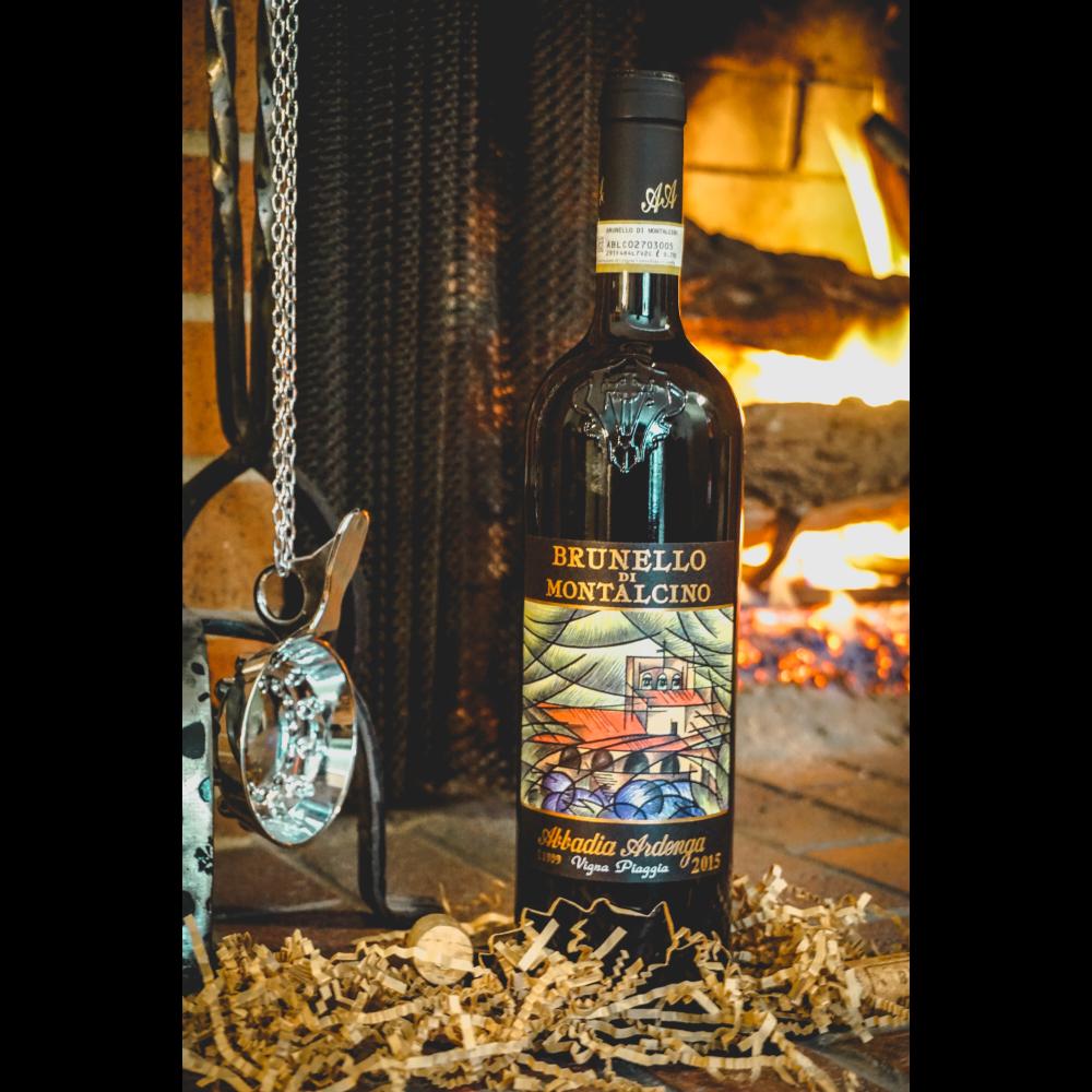 Brunello di Montalcino Abbadlia Ardenga 2015 Vigna Piaggia 750 ml