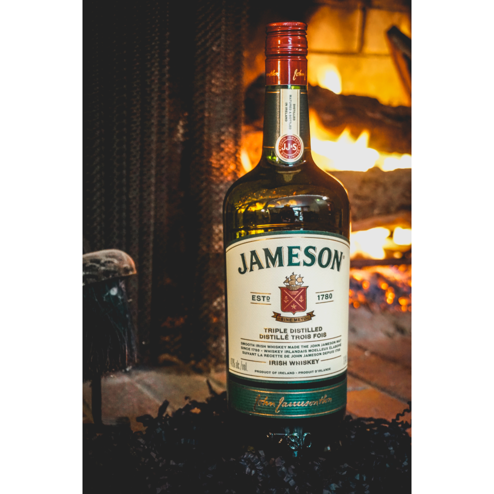 Jameson Triple Distilled Irish Whiskey 1.14 L