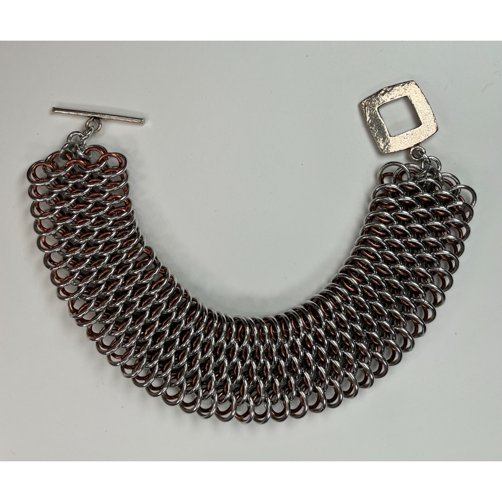 Dragonscale Chainmaille Bracelet