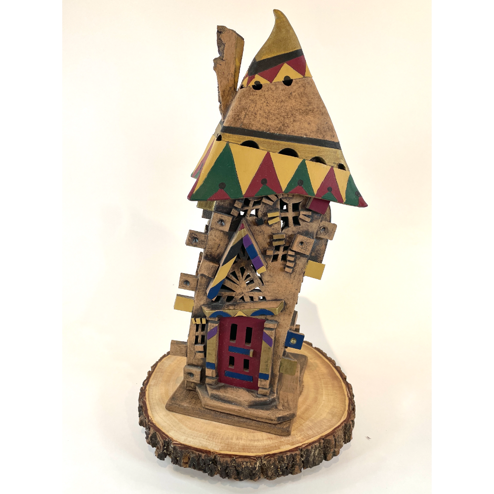 Twisted Gnome Home