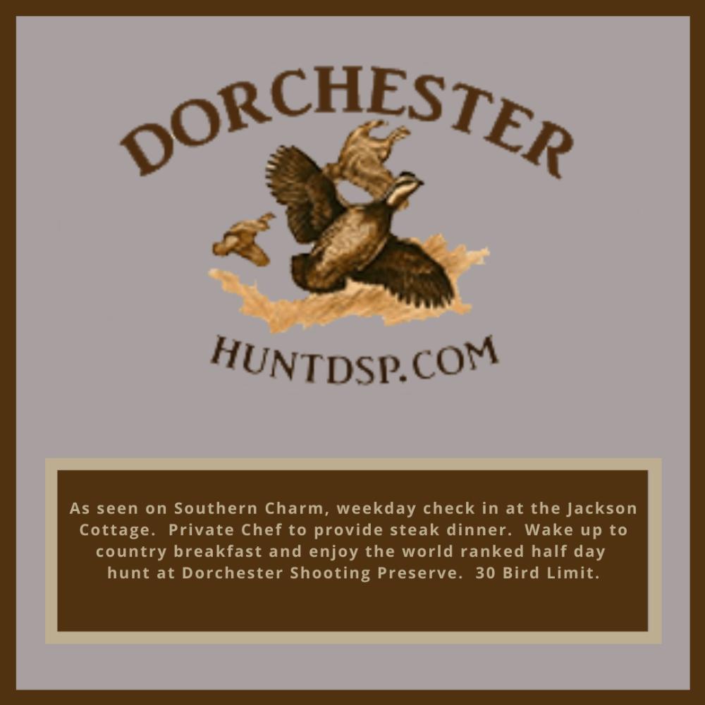 Dorchester Quail Hunt